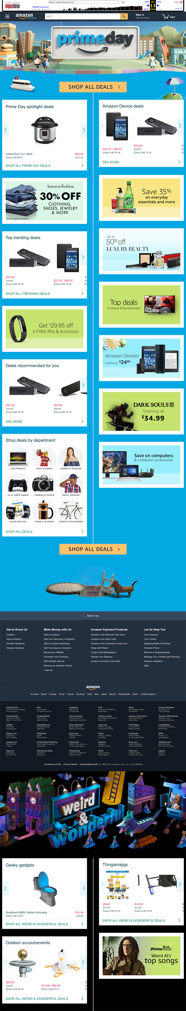 How to make it rain creating buzz for your black friday sale amazonprimeday fandeluxe Choice Image