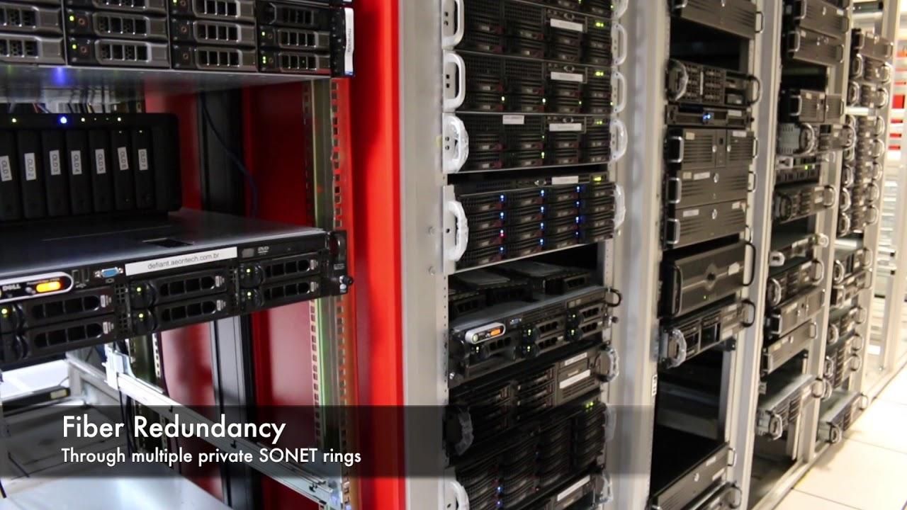 DCA2 Datacenter Video Tour
