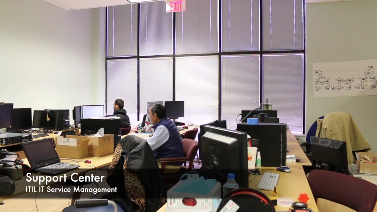 DCA3 Datacenter Video Tour